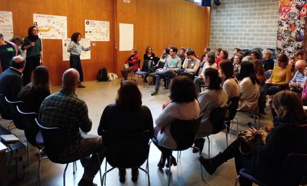 Foto de FOTO: Imagen de archivo de una de las reuniones celebradas en