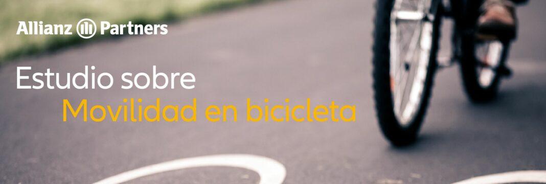 Foto de Estudio Movilidad en Bicicleta de Allianz Partners