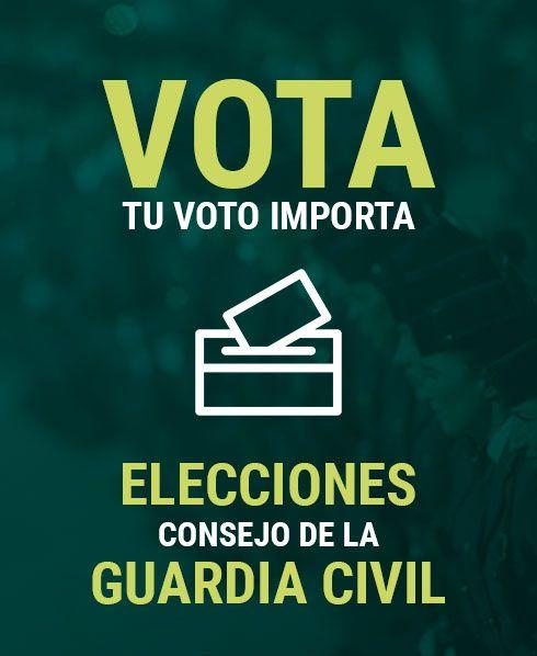 Foto de Elecciones al Consejo de la Guardia Civil