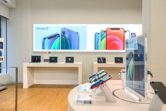 Foto de Interior tienda Apple de K-tuin