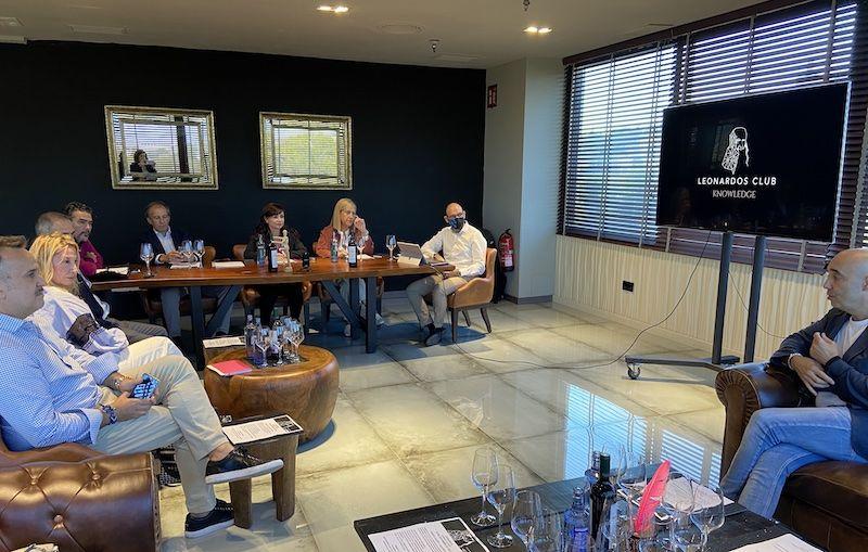 Foto de Reunión de Leonardos Club